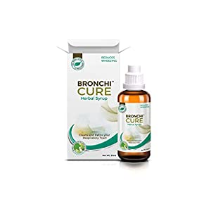 Green Cure Bronchicure Herbal Lung Care syrup...