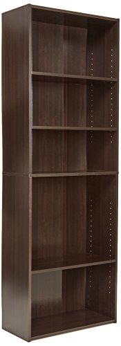 042666133494 - Sauder Beginnings 5-Shelf Bookcase, Cherry carousel main 0