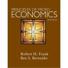 principles of microeconomics study guide robert h frank ben rh amazon com Shaum's Advanced Microeconomics Macroeconomics Study Guide