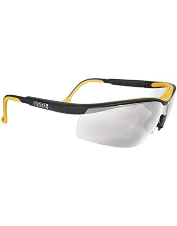 2a9358d9a261 Dewalt DPG55-11C Clear Anti-Fog Protective Safety Glasses with  Dual-Injected Rubber