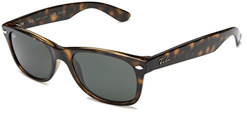 Ray-Ban Tortoise New Wayfarer RB 2132 902 52mm + Free SD Glasses + Cleaning - 52 902 Rb2132