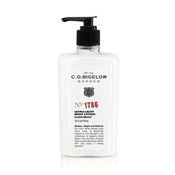 C.O. Bigelow Elixir White Ultra-Light Body Lotion 10 oz, No. 1786