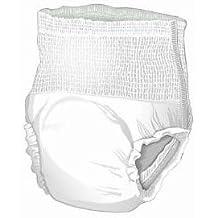"""McKesson StayDry Ultra Underwear - Medium (32""""-44"""") - 20 Each / Bag"""