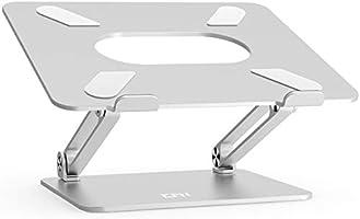Laptop Stand, EPN Laptop Riser with Heat-Vent to Elevate Laptop, Adjustable Desktop Holder Compatible for MacBook...