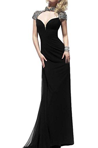 Missdressy -  Vestito  - Scollatura dietro - Donna nero 44