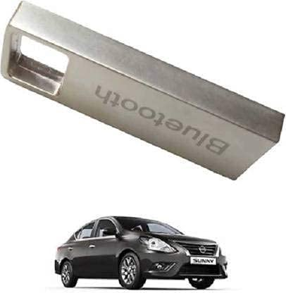 AVMART Car Bluetooth Device with MP3 Player, Transmitter, Adapter Dongle  Silver