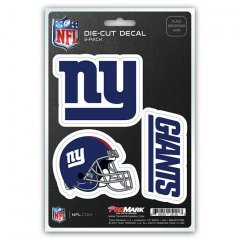 NFL New York Giants Team Decal, - In Ny Premium Outlets