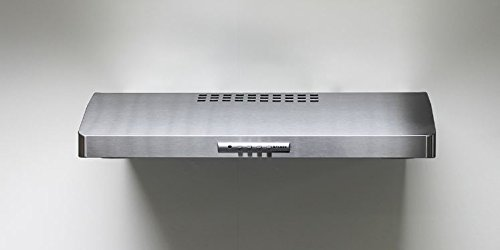 Faber LEVA36SS300-B 36' 300 CFM Levante I Under Cabinet Range Hood, Stainless Steel Pacific Specialty Brands - Drop Ship