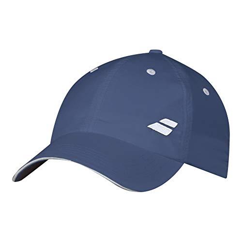 Babolat Hat (Babolat Cap Basic Logo - Dress Blue - Junior)