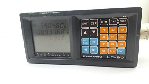 Furuno LC - 90 Loran C Navigator Super Compact Receiver Radar Navigation with Unique Sealed Touchpad ()