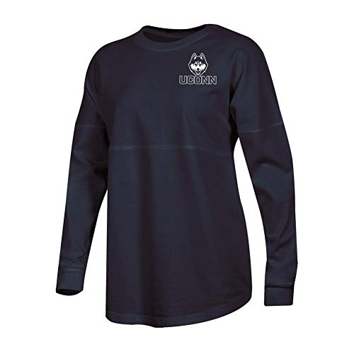Champion Ladies UCONN Connecticut Huskies Long Sleeve, used for sale  Delivered anywhere in USA