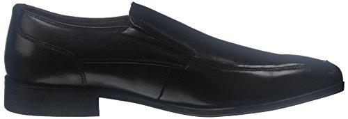 Steve Madden Heren Dwellr Slip-on Loafer Zwart Leer