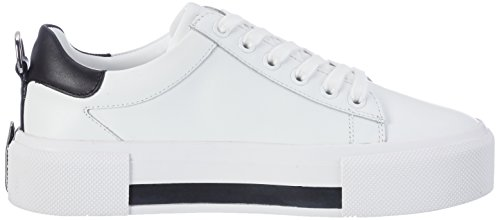 Kendall and Kylie Kktyler, Sneaker Donna Weiß (White Brunner Soft Leather)