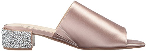 Flat Natural Nine Women's West Luxe Raydon Satin Loafer Light Ax4Oq8xYw