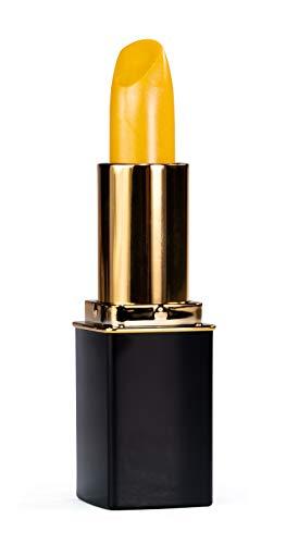 L'Paige (LYW) YELLOW CHANGEABLE Lipstick, All-Natural, AloeVera, Long-lasting Moisturizing]()