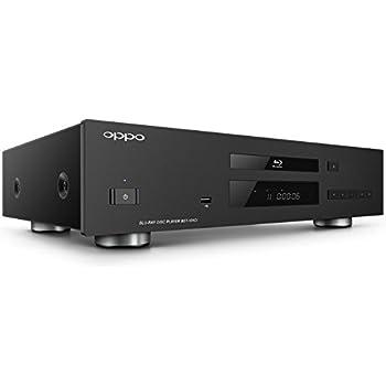 OPPO BDT-101CI Universal Disc Player (SACD / DVD-Audio / 3D Blu-ray)