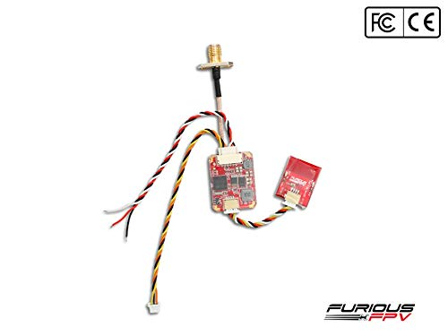 Furious FPV Stealth Race VTX Race V3 Video Sender und Blautooth Modul