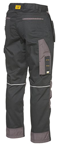 Caterpillar Mens Skilled Ops Pant Schwarz