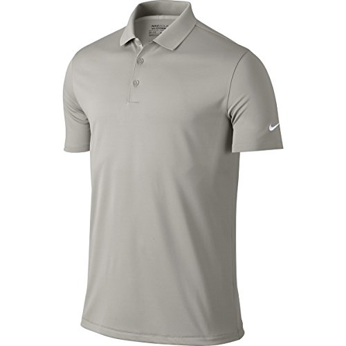 Nike Victory POLOS Streetwear polo solida Pewter Grey