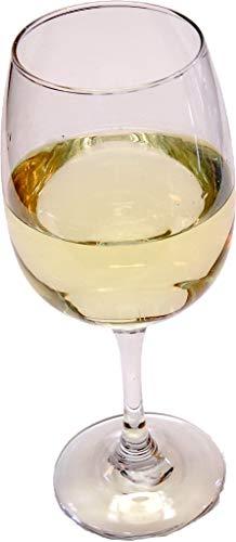Fake Drink White Wine Glass -