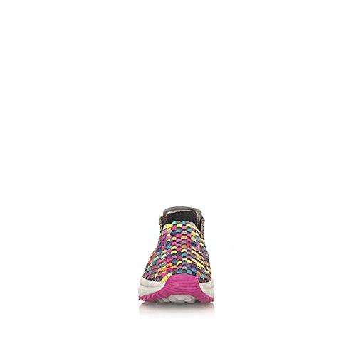Walkers trenzado Mustang 69217 Multicolor Multicolor