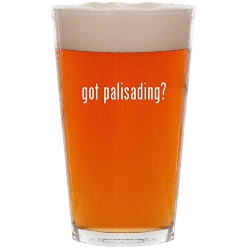 - got palisading? - 16oz All Purpose Pint Beer Glass