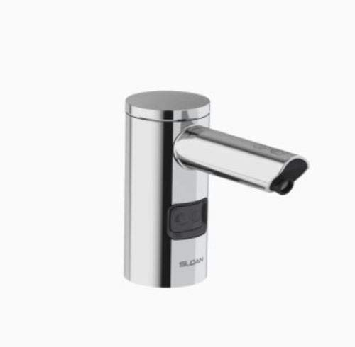 Sloan ESD-2000 Battery-Powered, Touchless Sensor Operated Deck Mounted Soap Disp, Chrome