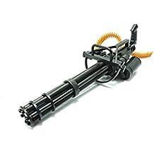 "1/6 Scale M134 Minigun Gatling Machine Gun US Army TERMINATOR Fit For 12"" Action Figure (Mini Toy Gun 7"" long)"
