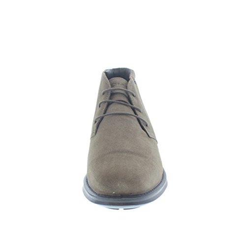 IGI & CO zapatos grises hombre 66811 botines de gore-tex caqui