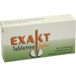 EXACT TABLETS SPLITTER - 1 pc by MEDA Pharma GmbH & Co.KG