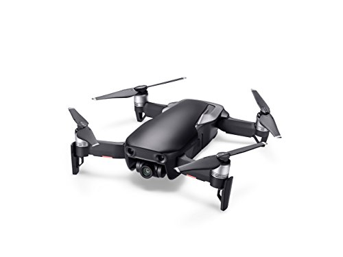 DJI Mavic Air Drone - Quadcopter with 2 Batteries 32gb SD Card - 4K Professional Camera Gimbal - Bundle - Kit - with Must Have Accessories (Onyx Black) by DJI (Image #1)