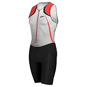 Amazon.com: Louis Garneau Hombre Tri Elite Course Suit ...