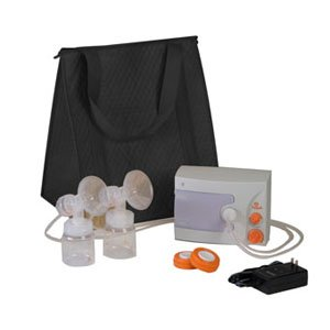 HG100218 - Hygeia Q Breast Pump with Basic Tote, PAS Persona