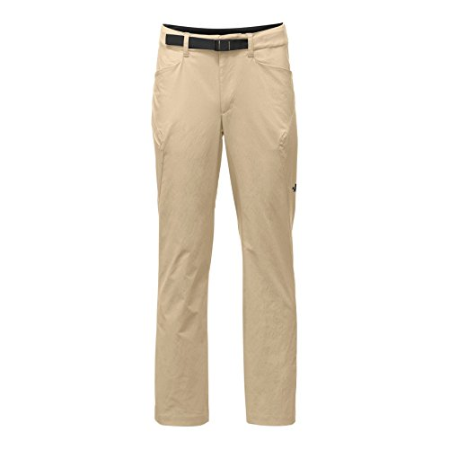 The North Face Men's Straight Paramount 3.0 Pants - Dune Beige 38 (The North Face Nylon Belt)