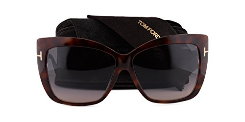 Tom Ford Irina FT0390 Sunglasses Blonde Havana w/Brown Gradient Lens 53F TF0390 390 For - Ford Sale Tom
