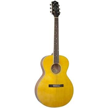 the loar lh 200 na flat top acoustic guitar natural musical instruments. Black Bedroom Furniture Sets. Home Design Ideas
