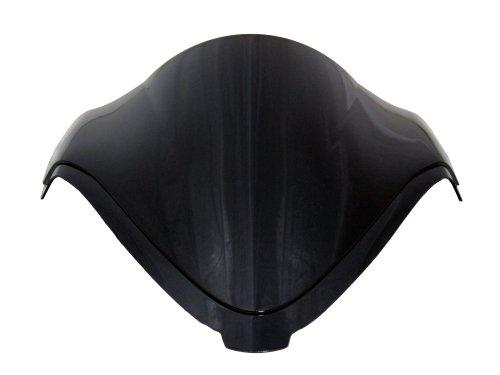(2008-2014 08-14 2008 2009 2010 2011 2012 2013 2014 Suzuki Hayabusa Gsx 1300R 1300Z 1300A Gsx1300R Gsx1300Z Gsx1300A Double Bubble Dark Smoke Windscreen (Injection Molding with Polycarbonate))