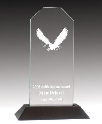 Jade Acrylic Eagle Award (Eagle Award)