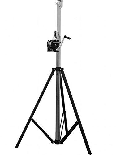 Marathon MA-Crank2000 Heavy Duty Truss Crank Stand - Medium Duty - Max Height 13.2Ft - Max Vertical Load 220 -