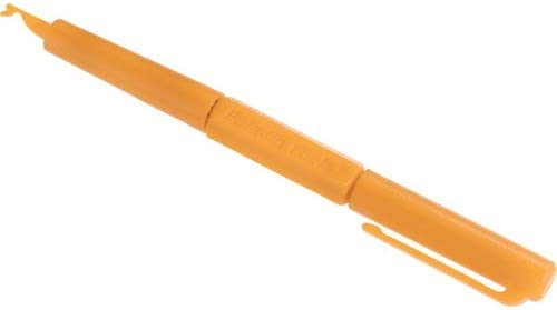 Fluke Networks 44600000 Insulated Pocket Probe Pic Tool with Cap 105 Degrees...