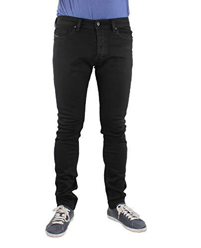 Diesel Men's Tepphar Jeans RDS05 Black (33X32) ()