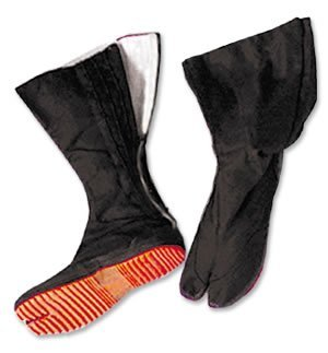 Tiger Claw Ninja High Top Tabi Boots Size 07 for sale  Delivered anywhere in USA