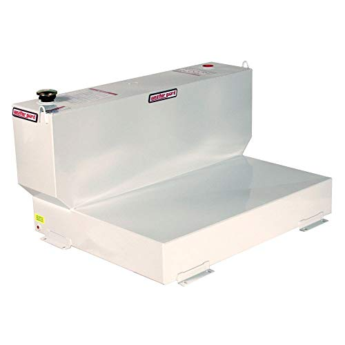 Weatherguard Liquid Transfer Tank, L-Shape, 110 Gallon