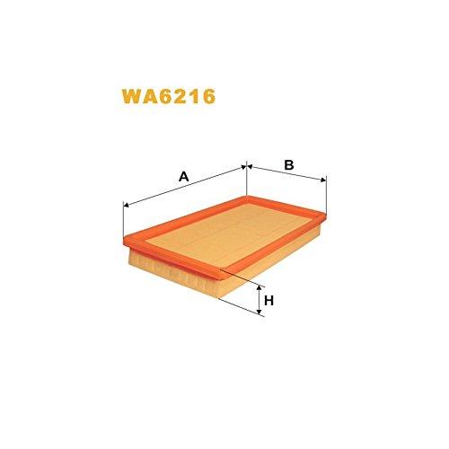 Wix Filter WA6216 Air Filter: