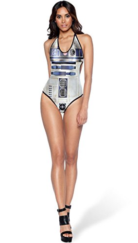 THENICE Mujer Bikini Trajes de una pieza mechanical