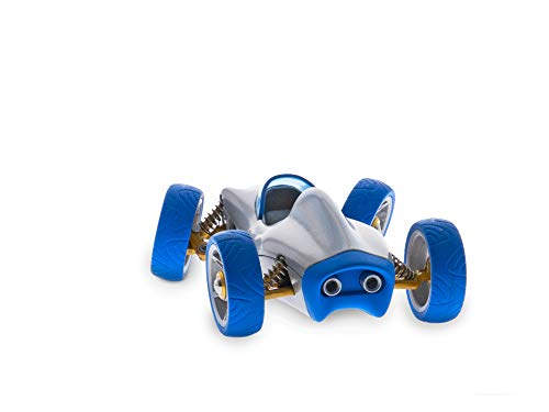 Enduro Racer - Durable Aluminum Racing Toy Car | Made from 100% Sustainable Materials | Toys with Amazing Driving Mechanics | Desk Toy | Fidget | Real Steering and Suspension | Ages 3+ Pretend Play