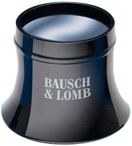 Eye Loop (Bausch & Lomb Watchmaker Loupe, 10x)