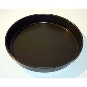 Whirlpool - Plato para función Crisp de microondas AVM557 (diámetro: 28 cm, altura: 4 cm)