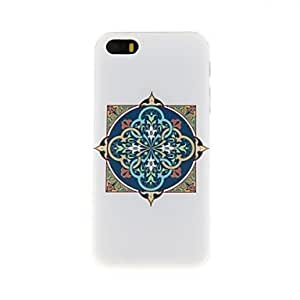 AES - Pretty Symmetrical Pattern PC Hard Case for iPhone 5/5S