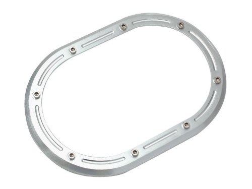 (Drake Off Road JP-180008-BL Manual Transmission Shifter Bezel)